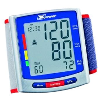 Zewa Deluxe Automatic Wrist Blood Pressure Monitor
