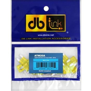 db Link 20 Amp ATM Mini Fuse