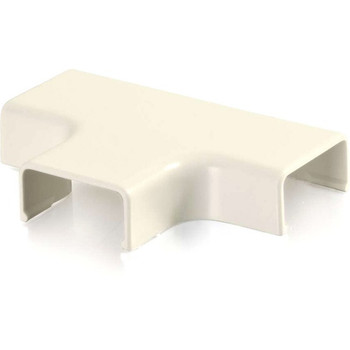 C2G Wiremold Uniduct 2700 Tee Cover - Ivory