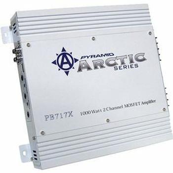 PYRAMID ARCTIC PB717X 2-Channel Car Amplifier