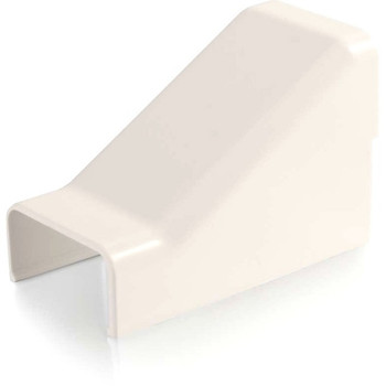 C2G Wiremold Uniduct 2900 Drop Ceiling Connector - Fog White