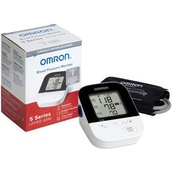 Omron 5 Series Wireless Upper Arm Blood Pressure Monitor