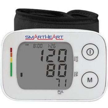 SmartHeart Automatic Digital Blood Pressure Wrist Monitor