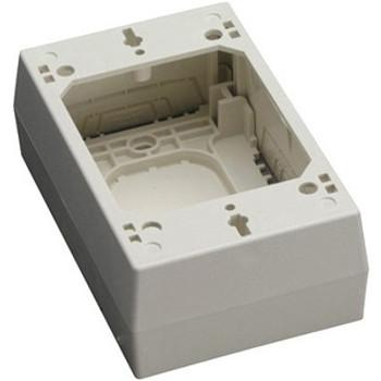 Black Box Surface Mount Box - Single-Gang