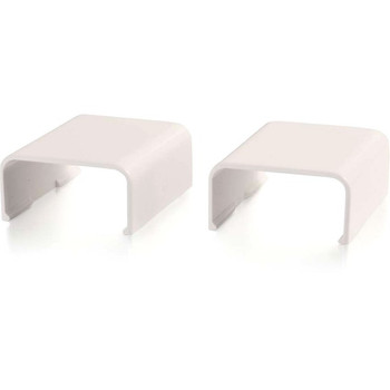 C2G Wiremold Uniduct 2900 Cover Clip - Fog White