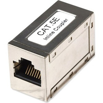 Intellinet Cat5e Modular Inline Coupler