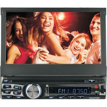 "Blaupunkt AUS440 Car DVD Player - 7"" Touchscreen LCD - Single DIN - Detachable Front Panel"