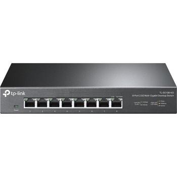 TP-Link 8-Port 2.5G Desktop Switch