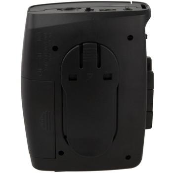 GPX Cassette Player with AM/FM Radio (CAS337B)