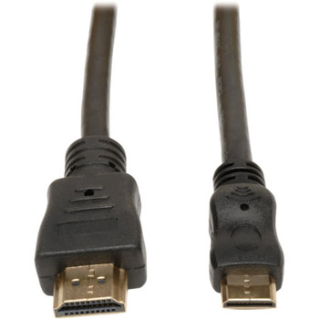 Tripp Lite 6ft HDMI to Mini HDMI Cable with Ethernet Digital Video / Audio Adapter Converter M/M
