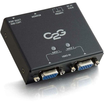 C2G C2G 2-Port VGA Auto Switch