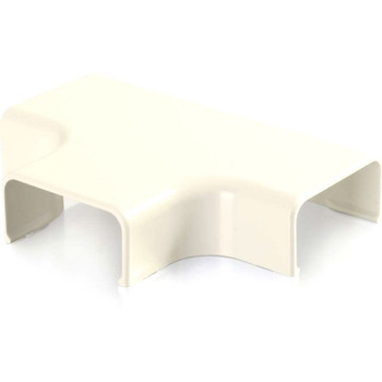 C2G Wiremold Uniduct 2900 Tee Cover - Ivory