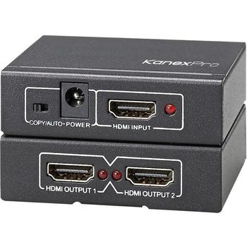 KanexPro 4K UHD HDMI 1x2 Port Splitter