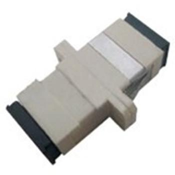 AddOn SC Female to SC Female MMF Simplex Fiber Optic Adapter