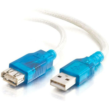 C2G 5m (16ft) USB Extension Cable - Active - M/F