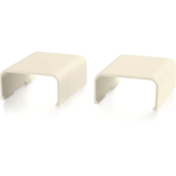 C2G Wiremold Uniduct 2900 Cover Clip - Ivory