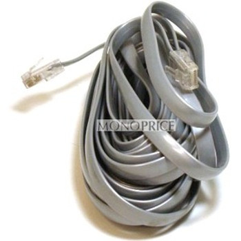 Monoprice Phone cable, RJ-45 (8P8C), Reverse - 25ft for Voice
