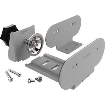 C2G Wiremold Slim Desktop Power Center Mounting Kit Gray