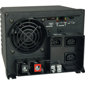Tripp Lite 1250W APS 12VDC 230V Inverter / Charger w/ Auto Transfer Switching ATS 2xC13 Outlets