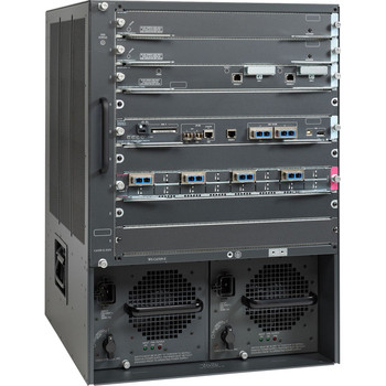 Cisco Catalyst 6509-E Switch Chassis