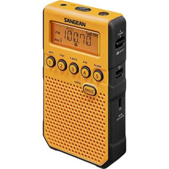 Sangean DT-800BK Weather & Alert Radio