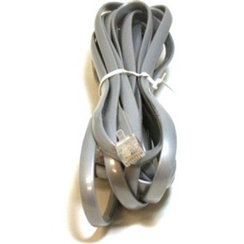 Monoprice Phone cable, RJ12 (6P6C), Reverse - 14ft for Voice
