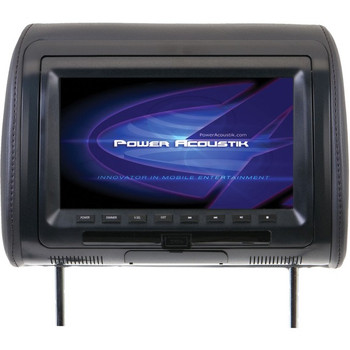 "Power Acoustik HDVD-71CC Car DVD Player - 7"" LCD - 16:9"