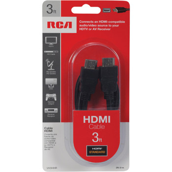 RCA VH3HHR 3 Ft HDMI Cable