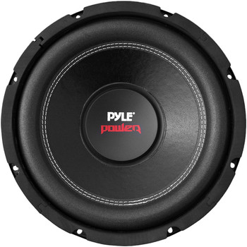 Pyle Power PLPW6D Woofer - 300 W RMS - 600 W PMPO - 1 Pack