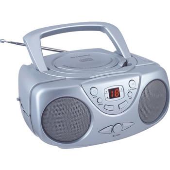 Sylvania SRCD243M Radio/CD Player BoomBox