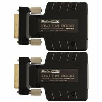 Gefen Dual Link DVI Fiber Optic Modular Extender