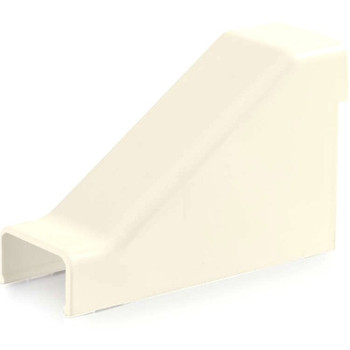 C2G Wiremold Uniduct 2700 Drop Ceiling Connector - Ivory