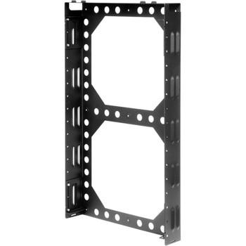 Rack Solutions 2U Secure Wallmount Rack