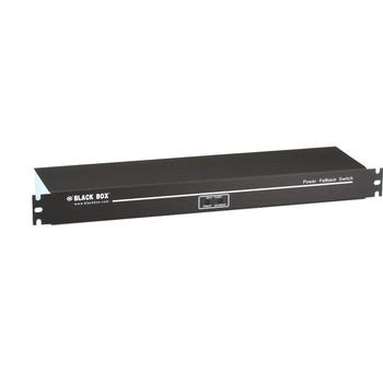 Black Box Automatic Transfer Switch