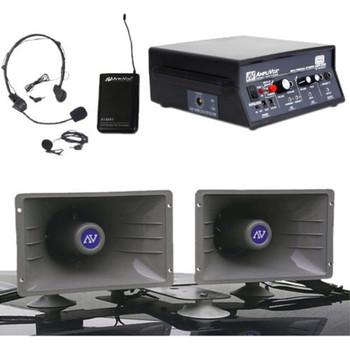 AmpliVox SW312 - Wireless Sound Cruiser