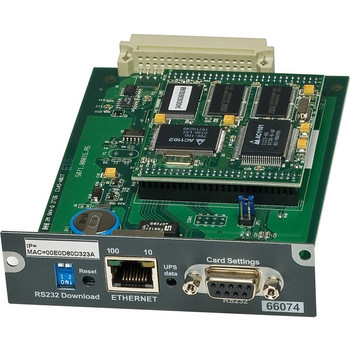 APC by Schneider Electric UPS Remote Management Adapter