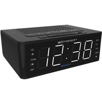 Emerson SmartSet ER100102 Clock Radio