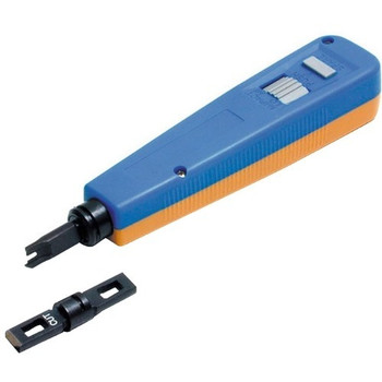 StarTech.com Punch Down Tool with 110 and 66 Blades