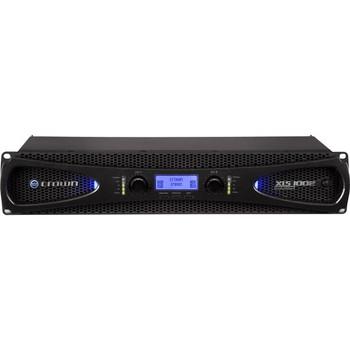 Crown XLS 1002 Amplifier - 700 W RMS - 2 Channel - Black