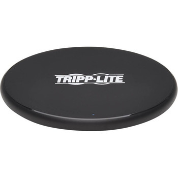 Tripp Lite Wireless Charging Pad 15W for Smartphones, Ipads, Androids Black