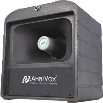 AmpliVox SW680 - Mega Hailer PA w/ Headset and Lapel Microphone