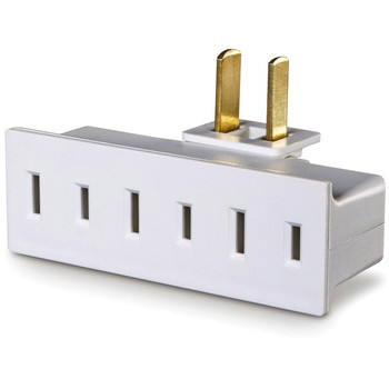 CyberPower GT300P Straight Outlet Adapter