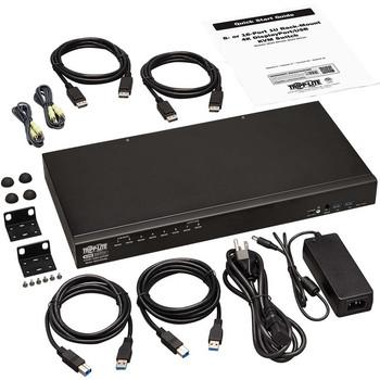 Tripp Lite B024-DPU08 8-Port DisplayPort/USB KVM Switch