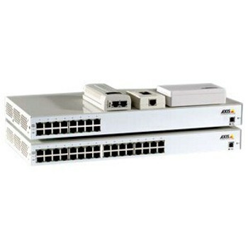 Axis 8-Port Power over Ethernet Midspan