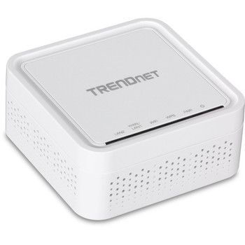 TRENDnet AC1200 WiFi EasyMesh Remote Node, App-Based Setup Utility, Seamless WiFi Roaming, Beamforming,Supports 2.4GHz and 5GHz Devices, TEW-832MDR, White