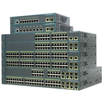 Cisco Catalyst 2960G-8TC Managed Ethernet Switch