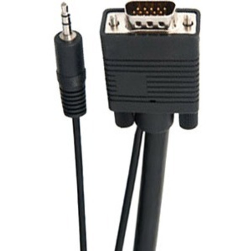 Link Depot Mini-phone/SVGA A/V Cable SVGA-6-A