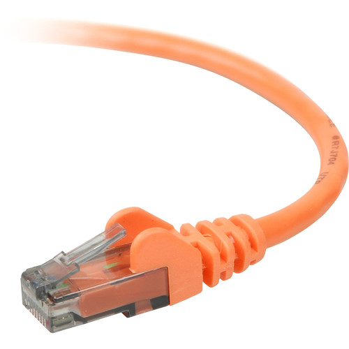 Belkin 900 Series Cat. 6 UTP Patch Cable A3L980-03-ORG-S