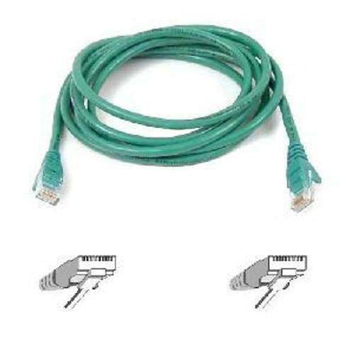 Belkin Cat5e Patch Cable A3X126-06-GRN