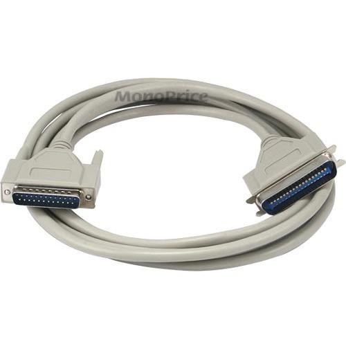 Monoprice DB-25/Centronics Data Transfer Cable 403